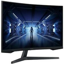 SAMSUNG Monitor 32 LED VA Curvo Gaming Odyssey C32G55TQWU 2560x1440 WQHD Tempo d