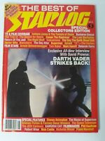 The Best of Starlog Special Collectors Edition Vol 5 Darth Vader, Star Wars
