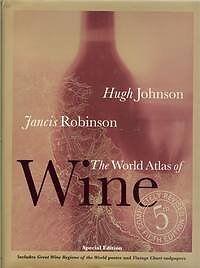 The World Atlas of Wine, 5th Edition
