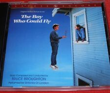 THE BOY WHO COULD FLY - BRUCE BROUGHTON CD VARESE ENCORE TOP RARE LIMIT 1000