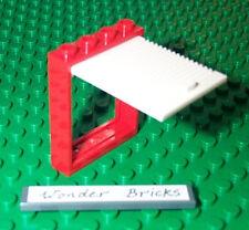 2x Lego Door Frame & Lift Panel 60002 Police Fire Truck
