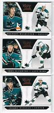 10-11 TOMMY WINGELS PANINI Luxury Suite ROOKIE #237 SHARKS #741/899