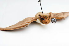 Fledermaus SAMIRA Bechsteinfledermaus 41 cm lebensgroß Plüschtier Kuscheltier