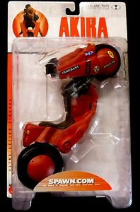 Kaneda Motorcycle Action Figure New 2000 Japan 3D Animation Series 1 McFarlane