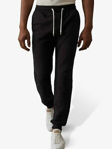REISS Ally Slim Jogger / Trousers - NAVY - SMALL - BRAND NEW WITH TAGS
