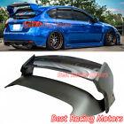 VR V1 Style Rear Roof Spoiler (Carbon) Fit 08-14 Subaru Impreza WRX STi Hatch