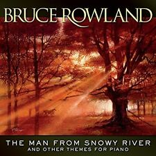 Man From Snowy River and Other Themes 0030206747782 by Bruce Rowland CD