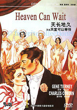 Heaven Can Wait (1943) - Gene Tierney, Don Ameche - DVD NEW