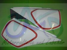Yamaha tt600 TT 600 36a 59x 3sw tapa de página blanco revestimiento par cover Side