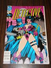 DETECTIVE COMICS #653 BATMAN DARK KNIGHT FN CONDITION NOVEMBER 1992