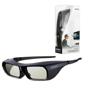 New Original TDG-BR250 3D Lunettes Glasses For Sony Bravia TV With USB Cable