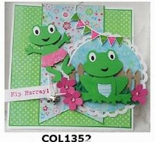 Marianne Design Collectables - Frog Craft Die Set COL1352