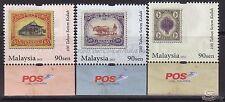 [SS] Malaysia 2012 Postal History of Kedah POS LOGO STAMP SET