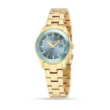 Just Cavalli Orologio JuatTime Time Acciaio Azzurro Oro R7253202501 Gold Donna