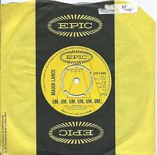 Major Lance: Um um um um um um/Sweet Music:UK Epic DJ: Northern Soul