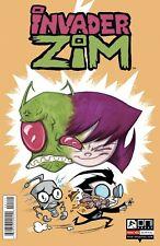 Invader Zim # 21 A Cover First Print Oni Press Comic 2017