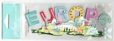 JOLEE'S BOUTIQUE EUROPE DIMENSIONAL STICKERS  BNIP