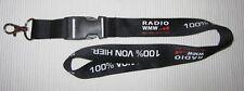 Radio WMW Schlüsselband Lanyard NEU (Z14)