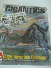 1996 Ertl Gigantics Colossal Tarantula Diorama MISB