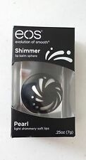 EOS x1 Evolution of Smooth Shimmer Lip Balm Pearl 0.25 OZ