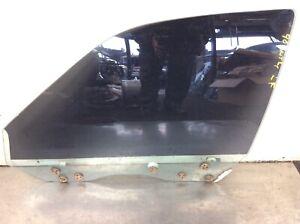 90-93 Integra 4Dr Left Driver Front Door Glass Window Tinted Used OEM