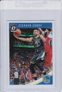 2018-19 Donruss Optic Stephen Curry