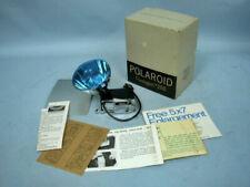 Polaroid Flashgun #268 In Original Box - 1972