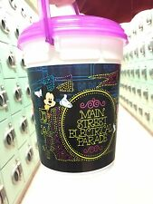 disneyland main street electrical parade Popcorn AP Bucket New Purple