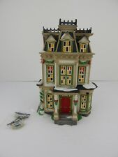 Dept 56 New England Village Hale & Hardy House #56610 D56 Good Condition