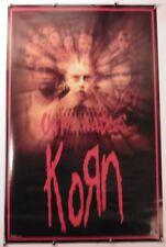 """Korn Untouchables vintage poster 22.25"""" X 34.50"""" Nos (b230)"""