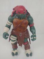 2014 Playmates Teenage Mutant Ninja Turtles TMNT Raphael 11 Inch Action Figure