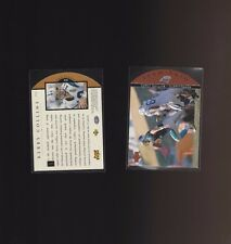 1996 Upper Deck Team Trio #TT21 Kerry Collins Carolina Panthers