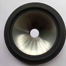 """8"""" 8 inch 195mm Speaker Cone PP Rubber Recone Part Audio Repair Replacement"""