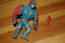 MOTU, Stratos, red wings, Masters of the Universe, figure, complete, He Man