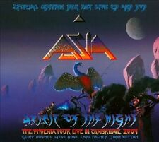 ASIA Spirit Of The Night live CD + DVD SEALED NEW