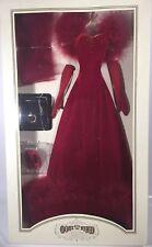Franklin Mint Gwtw Scarlett O'Hara Attendance In Shame/Red Shame Wardrobe Nib
