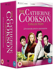 THE CATHERINE COOKSON COMPLETE COLLECTION DVD BOX SET NEW AND SEALED