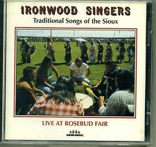 IRONWOOD SINGERS - Live at Rosebud Fair - 1980 recordings - INDIAN HOUSE Sealed