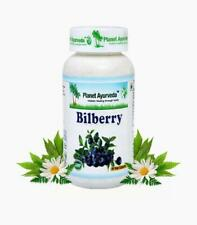 Planet Ayurveda Bilberry Capsule (60caps) Free Shipping