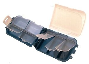 Pill Box Pill Holder 7 compartments Compact Size