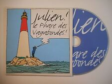 JULIEN CLERC : LE PHARE DES VAGABONDES [ CD SINGLE PORT GRATUIT ]