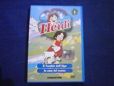 HEIDI n 1 - CARTONE ANIMATO IN DVD ORIGINALE - visitate COMPRO FUMETTI SHOP