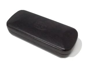 Fossil~Glasses Case~Hard~Brown~Hinged~Sunglasses~Eyeglasses~What Vintage Are You