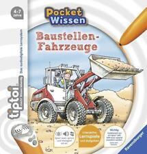 Tiptoi® Baustellen-Fahrzeuge von Ralph Späth (2017, Ringbuch)