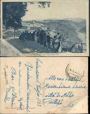 CATANZARO,VISTO DALLA VILLA,MOLTO ANIMATA, VIAGGIATA - F.P.CALABRIA(CZ) N.41387