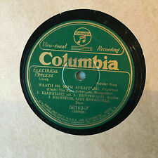 """Lot of 9x GREEK FOLK 12"""" 78rpm 78s~Listed/Pictured/Graded~MANY OBSCURE~Rebetiko"""