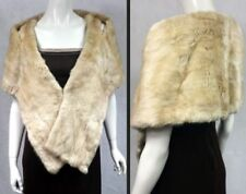 Art Deco Fur Cape Vintage Coats, Jackets & Waistcoats for Women