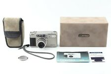 """""""Mint in Box"""" Contax TVS 35mm Point & Shoot Film Camera w/ Data back from Japan"""