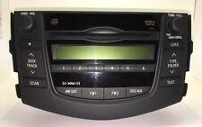 (N) Toyota 6 disc CD mp3 player radio A51878 06 07 08 09 10 86120-0R080 -Works!