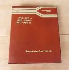 FIAT Schlepper  780 880 980  DT  Werkstatthandbuch Schlepper Original